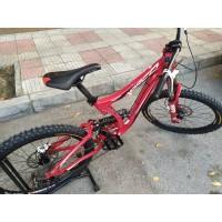 "Велосипед Norco DH Race 26"" червен М  - под наем"