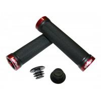 Грипове Spank Lock On - с черни или червени пръстени
