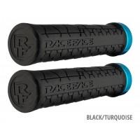 Грипове RaceFace Getta Grip - черни със сини пръстени