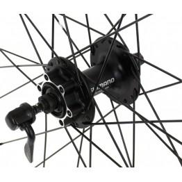 """Капла Crosser X6 - Shimano M475 26"""" - предна"""