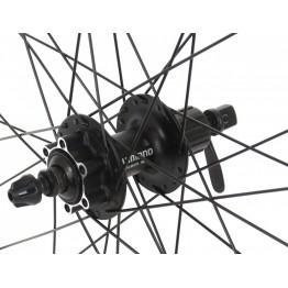 "Капла Crosser X6 - Shimano M475 26"" - 27,5"" - 29"" - задна"