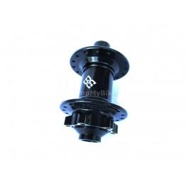 Предна главина Bikelab 15 x 110 mm - черна, boost