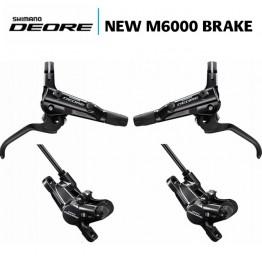 Хидравлична спирачка Shimano Deore M6000 - предна или задна