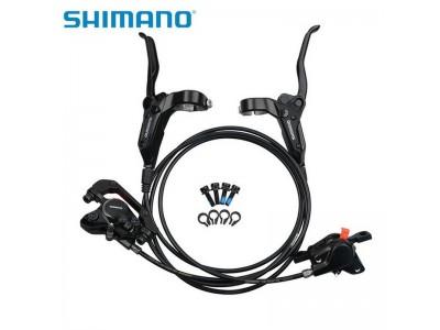 Хидравлични спирачки Shimano BRM-315 - комплект предна и задна