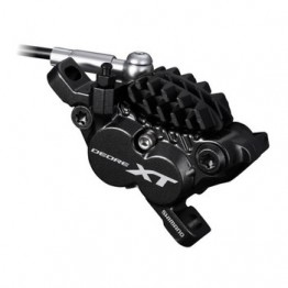 Хидравлична спирачка Shimano Deore XT M8020 - задна, четирибутална