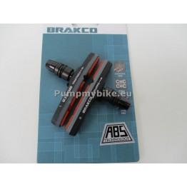 Калодки за в-брейк Brakco  модел ABS-02V