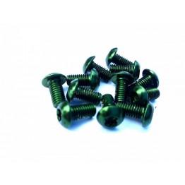 Болтове за ротори Force - 12 бр. зелени