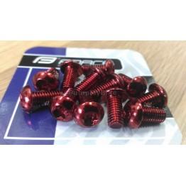 Болтове за ротори Force - 12 бр. червени или сини