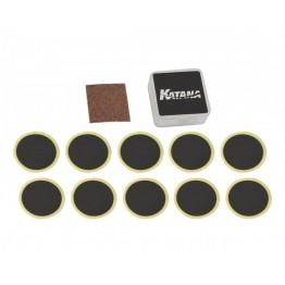 Комплект лепенки за бързо залепяне Katana GP1 - 10 бр.