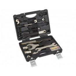 Куфар с велосипедни инструменти Radon Black edition - 26 инструмента, 40 функции