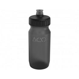 Бутилка за вода Cube Acid Feather 750 мл - черна