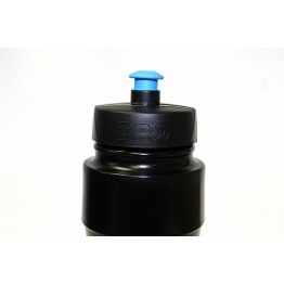 Бутилка за вода Pro 750 мл - черна