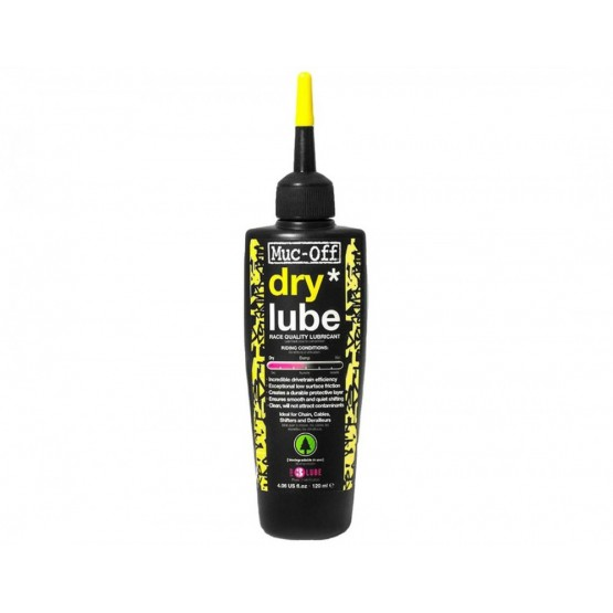 Смазка Muc-Off Dry Lube 120 мл - суха смазка