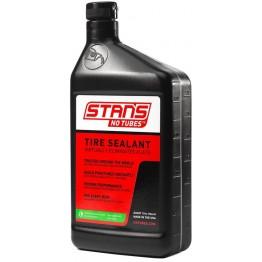Течност за безкамерни гуми Stan's 950 мл
