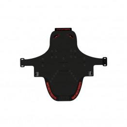 Калник RPR Enduro Standart V4 - 245 х 200 мм - черно - червен