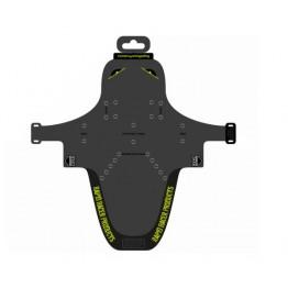 Калник RPR Enduro Large V4 - 270 х 200 мм - черно - електриково зелен
