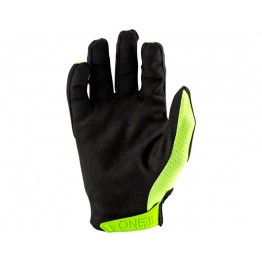 Ръкавици O'Neal Matrix Stacked - М размер - електриково зелени