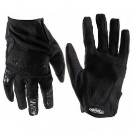 Ръкавици Answer Enduro с дълги пръсти - черни