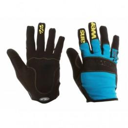Ръкавици Answer Enduro с дълги пръсти - сини