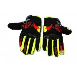 Ръкавици Red Bull с дълги пръсти S-M