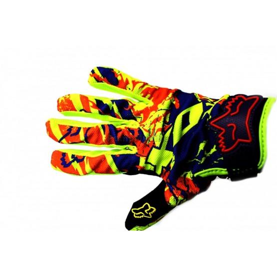 Ръкавици Fox с дълги пръсти M-L