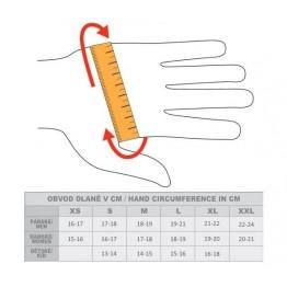 Ръкавици Force Target - пролетно-есенни, S-XL