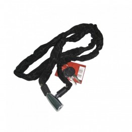 Велоключалка TreLock TC верига 110 см х 4 мм, с ключ