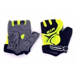 Ръкавици Crosser RS-501 с къси пръсти