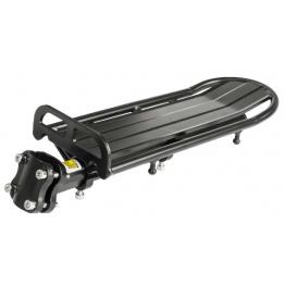Багажник за колче - алуминиев, регулируем