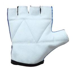 Детски ръкавици Crosser Fish-kids сини с къси пръсти S , XXS