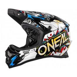 Каска Fullface O'Neal Backflip RL2 Villain - M (57-58см)
