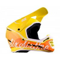 Каска Fullface SixSixOne Reset Citrus - L - 60-61 см.
