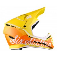Каска Fullface SixSixOne Reset GOLD 56-58 см.