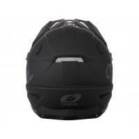 Каска Fullface O'neal Sonus Solid черна - М размер
