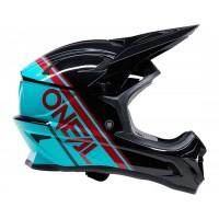 Каска Fullface O'neal Sonus Split черно-синя  - L размер
