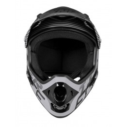 Каска Fullface Force Tiger DH - черна L-XL