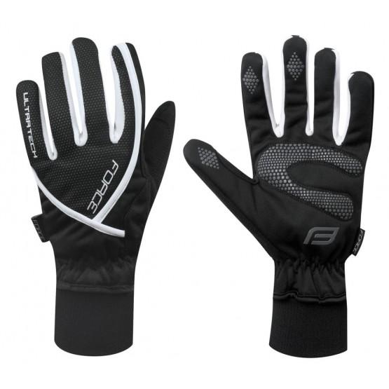 Ръкавици Force Ultra Tech - зимни, L