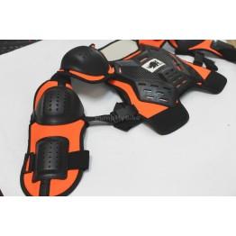 Броня протектор за деца - оранжева