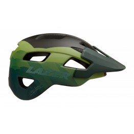 Каска Lazer Chiru Enduro - зелена