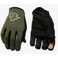 Ръкавици Race Face Trigger - маслинено-зелени L