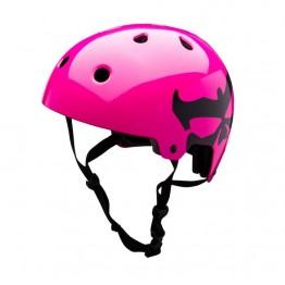 Каска Kali Maha Logo pink 48-54 см