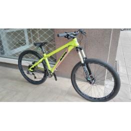 "Велосипед Ram Four X.2 - 26"" - Електриково жълт"
