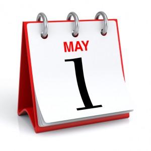 Работно време на 1-ви май - вторник